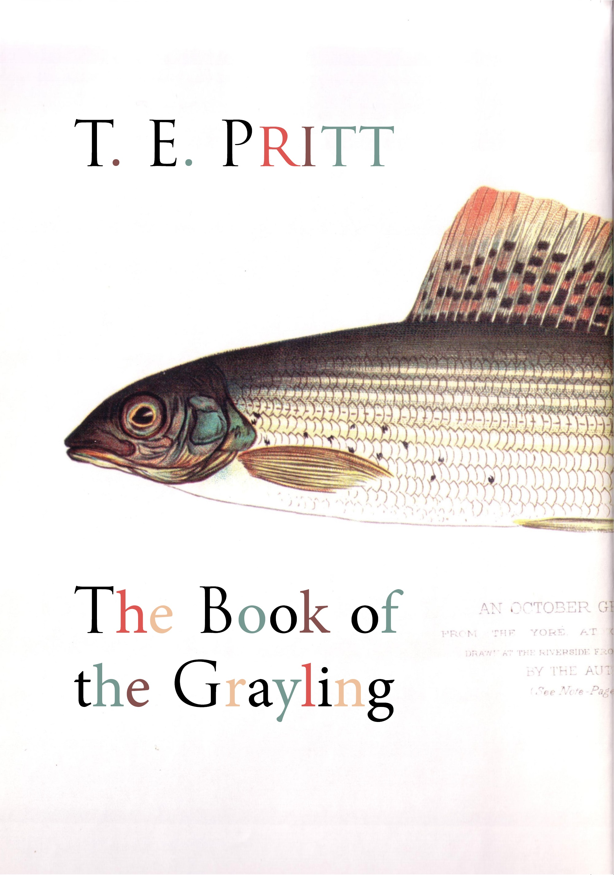 The Book of Grayling